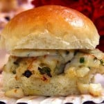 bay scallop recipes for scallop slider