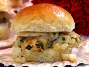 recipe for scallop slider