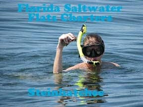 Steinhatchee scalloping with Florida Saltwater Flats