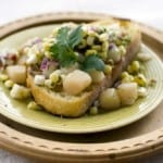 recipe for bay scallops with corn and pancetta