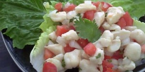 recipe for scallops ceviche