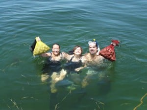 trio-scalloping