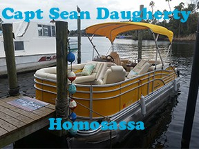 Scalloping Homosassa with Captain Sean