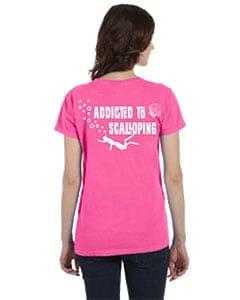 pink backaddicted